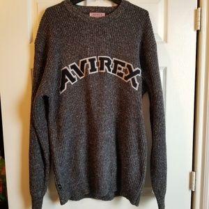 Avirex vintage sweater size large